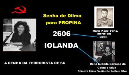 c3a710913a3bf Dilma Rousseff participou do bárbaro assassinato do Soldado do ...