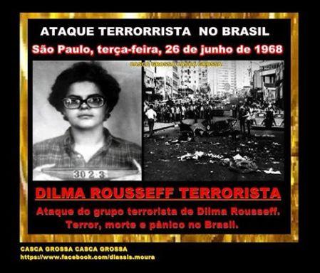 Resultado de imagem para atentados e sequestros terroristas no regime militar