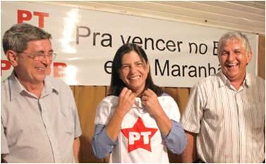 Roseana Sarney e sua versão do trabalhismo petista