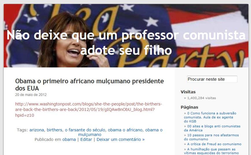 blogs de sucesso | NÃO DEIXE QUE UM PROFESSOR COMUNISTA ... - photo#1