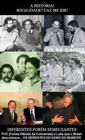 LULA = FHC = FARINHA DO MESMO SACO = Dom Paulo Evaristo Arns = CNBdB = CEBs