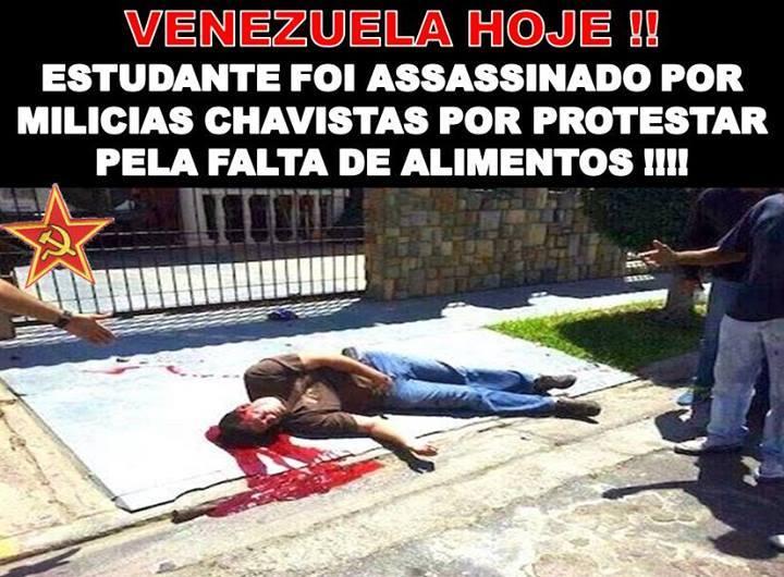 Resultado de imagem para ditadura comunista na venezuela