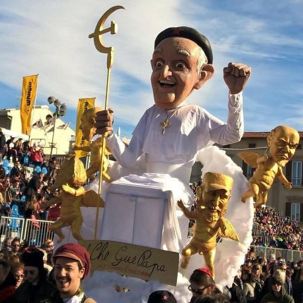 Anti papa desfila no Carnaval | NÃO DEIXE QUE UM PROFESSOR ... - photo#32