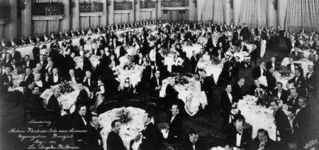 Academy Banquet
