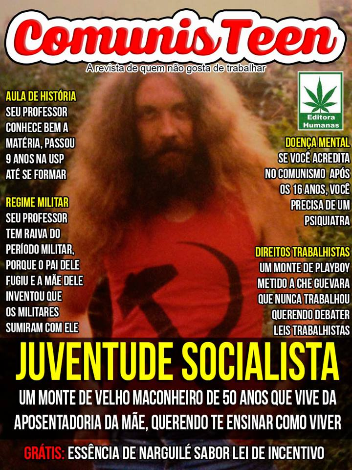 Já Somos um País Fascista - por Dodô Azevedo - Página 19 21731096_478362082527402_951883109526464068_n
