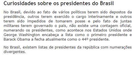 presidentes kramer